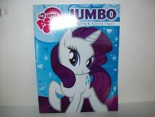 My Little Pony Jumbo Coloring & Activity Book New