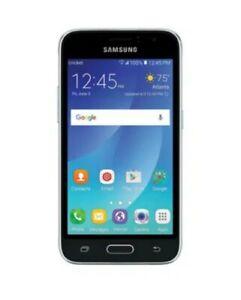 "NEW IN BOX Cricket Samsung Galaxy Amp 2 Smartphone, 4.5"" touchscreen, 8 GB"