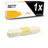Eurotone Toner Yellow For Oki ES-5462-DN ES-5462-MFP