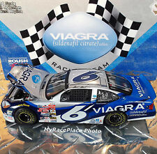 #6 Mark Martin NASCAR TC Owners 1/24 Diecast Car_ '01 VIAGRA BRISTOL METAL FLAKE