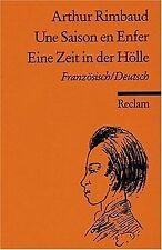 Une Saison en Enfer / Eine Zeit in der Hölle von Rimbaud... | Buch | Zustand gut
