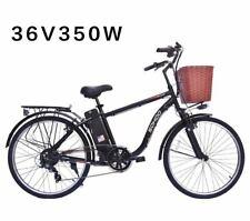"""SOHOO 36V350W10A 26"""" Electric Bicycle City E-Bike Mountain Bike Beach Cruiser"""