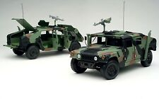 Exoto 1995 Military Hummer - Humvee Command / Camouflage / 1:18 / # TDT01801