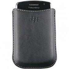 BlackBerry Pocket Case for BlackBerry Curve 8900 Series Handsets -Black