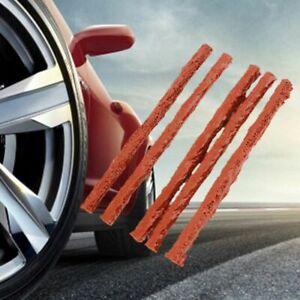 New Car Van Motorcycle Tubeless Tyre Puncture Repair Kit 30 Strip Emergency
