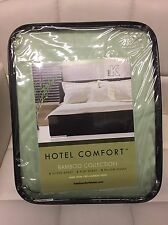 hotel comfort Luxury green brand new bamboo fibers bed sheet set