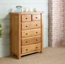 Oak Traditional Chests of Drawers