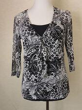 s.Oliver 3/4 Arm Damenblusen, - tops & -shirts im Tuniken-Stil für die Freizeit