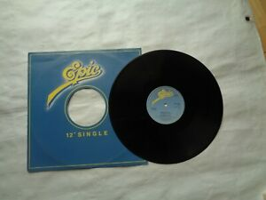 GEORGE  DUKE  12 INCH  SINGLE ON  EPIC  RECORDS  1983