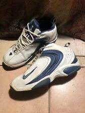 info for b254a 6c214 Nike Air Flight Mens Basketball Shoes Size US 11 EUR 45 White Blue (030406