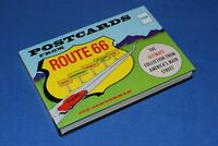 Postcards From Route 66 America's Main Street Sonderman BlueLakeStamps Nice Fun