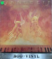 VANGELIS HEAVEN AND HELL UK 1975 RCA GATEFOLD VINYL LP*A1E /B1E * EX/EX Con