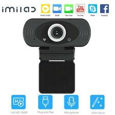 IMILAB HD Webcam 1080P Kamera USB 3.0 2. Mit Mikrofon für PC Laptop OSLED