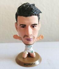 Morata Real Madrid Soccer Starz Corinthian Microstar Figure GOLD Base