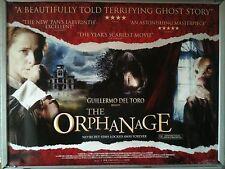 Cinema Poster: ORPHANAGE, THE 2008 (Quad) Geraldine Chaplin Fernando Cayo,