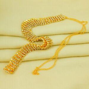 Traditional Women Hot Selling Waist Belt Gold Plated Kamarbandh Fashion Jewelry