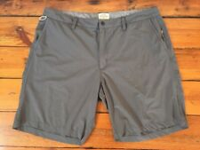 Quiksilver Waterman Collection Gray Swim Trunk Surf Board Shorts Mens 40