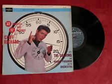 CLIFF RICHARD 32 minutes LP France 1962
