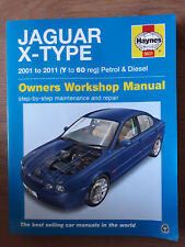 Jaguar X-Type Service and Repair Manual by Haynes Publishing Group (Paperback, 2