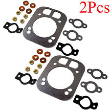 2x Head Gasket Kit for Kohler 24-841-04S 24 841 03S Engine CH25 CH730 CH740 CV25