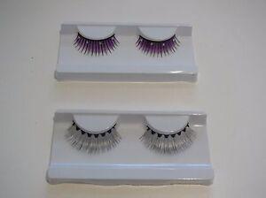 fashion delicate false eyelashes Reusable fancy eyelashes two colours options