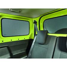 Tendine Parasole laterali e lunotto ORIGINALE set 3pz Suzuki Jimny New