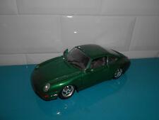 15.10.17.3 Porsche carrera 911 1993 vert  Burago 1/24