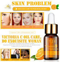 VitaminC Liquid Serum Anti-aging Moisture Whitening VC Essence Oil SkinCare 10ml