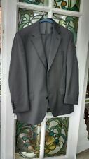 Phenomenal cerruti 1881 suit wool 42 short 34-35 waist 29L perfect condition