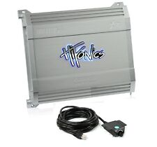 HIFONICS X1100.1D 1100W BRUTUS X-14 SERIES CLASS-D MONOBLOCK 1-CHANNEL AMPLIFIER