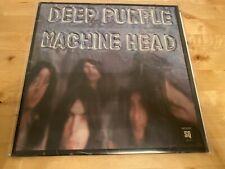 Deep Purple - Machine Head Vinyl Record (1972)