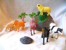 Bauerhoftier-Schweine-Figuren mit Original-Verpackung (ungeöffnet)