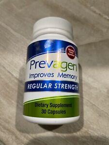 Prevagen Regular Strength Dietary Supplement Improves Memory 30 Caps (1034)