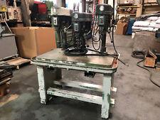 Rockwell 3 Head Drill Press  - Fabricating Machinery