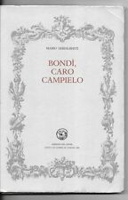 VENEZIA-MARIO GHISALBERTI-BONDI', CARO CAMPIELO-Ed. Leone 1977-COPIA NUMERATA