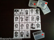 18 TOLETEROS 2010 Puerto Rico BASEBALL Annual Fair LIMIT EDITION 1/200 Mini Set