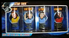 STAR TREK-4-14 OUNCE SET-4 STAR TREK CLASSICS_BOXED~NEW