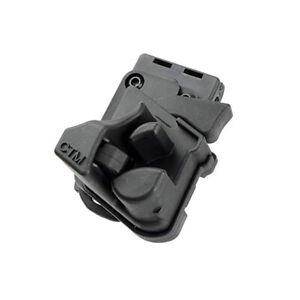 TMC x CTM Lightweight Nylon Holster for Action Army AAP01 Pistol (BK) CTM-APH-BK