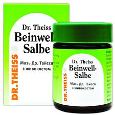 Dr. Theiss Beinwell-Salbe with Larkspur / Ointment of Comfrey by Dr. Theiss 100g