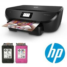 HP ENVY Photo 6230 All-in-One Wi-Fi Inkjet Photo Printer + HP 303 Inks