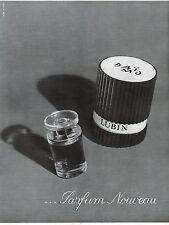▬► PUBLICITE ADVERTISING AD Parfum Perfume DAÏMO LUBIN 1954