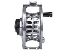 Scierra Traxion 1 Fly Fishing Reel 6061 Grade Aluminum # 9/11 Silver 50886