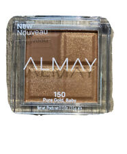 Almay Eyeshadow Quad #150 Pure Gold Baby New Sealed