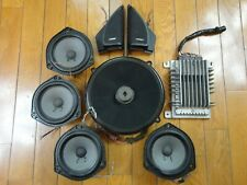 Bose 8-Piece Car Sound System *Powered* Speakers Acura MDX 2001-2006