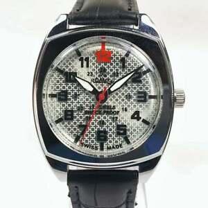 Vintage Roamer  Mechanical Hand Winding Movement dial Wrist Watch  H230