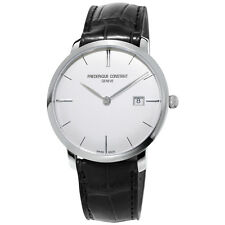 Frederique Constant Slimline Men's FC-306S4S6 Automatic Silver Date 40mm Watch