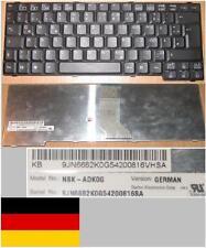 CLAVIER QWERTZ ALLEMAND ACER 340 345 9J.N6682.K0G NSK-ADK0G Noir