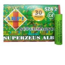 PETARDI BOTTI botte fuochi CAPODANNO magnum flash super ZEUS 30 PEZZI