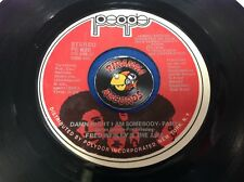 Fred Wesley JB's Damn Right I Am Somebody Soul Funk 45 Vinyl Piranha Records