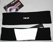 Hind Women's Black Reflective Headband Sz OS **(Offered by Cozee Clothing)